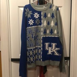 UK Christmas Sweater